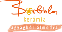 Borbála Kerámia Logo